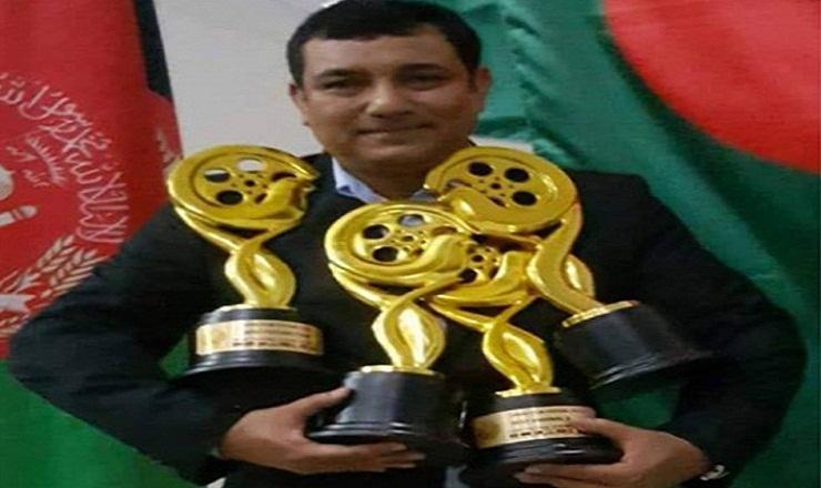 সার্ক চলচ্চিত্র উৎসবে জেতা চারটি পুরস্কার হাতে 'হালদা'র পরিচালক তৌকীর আহমেদ